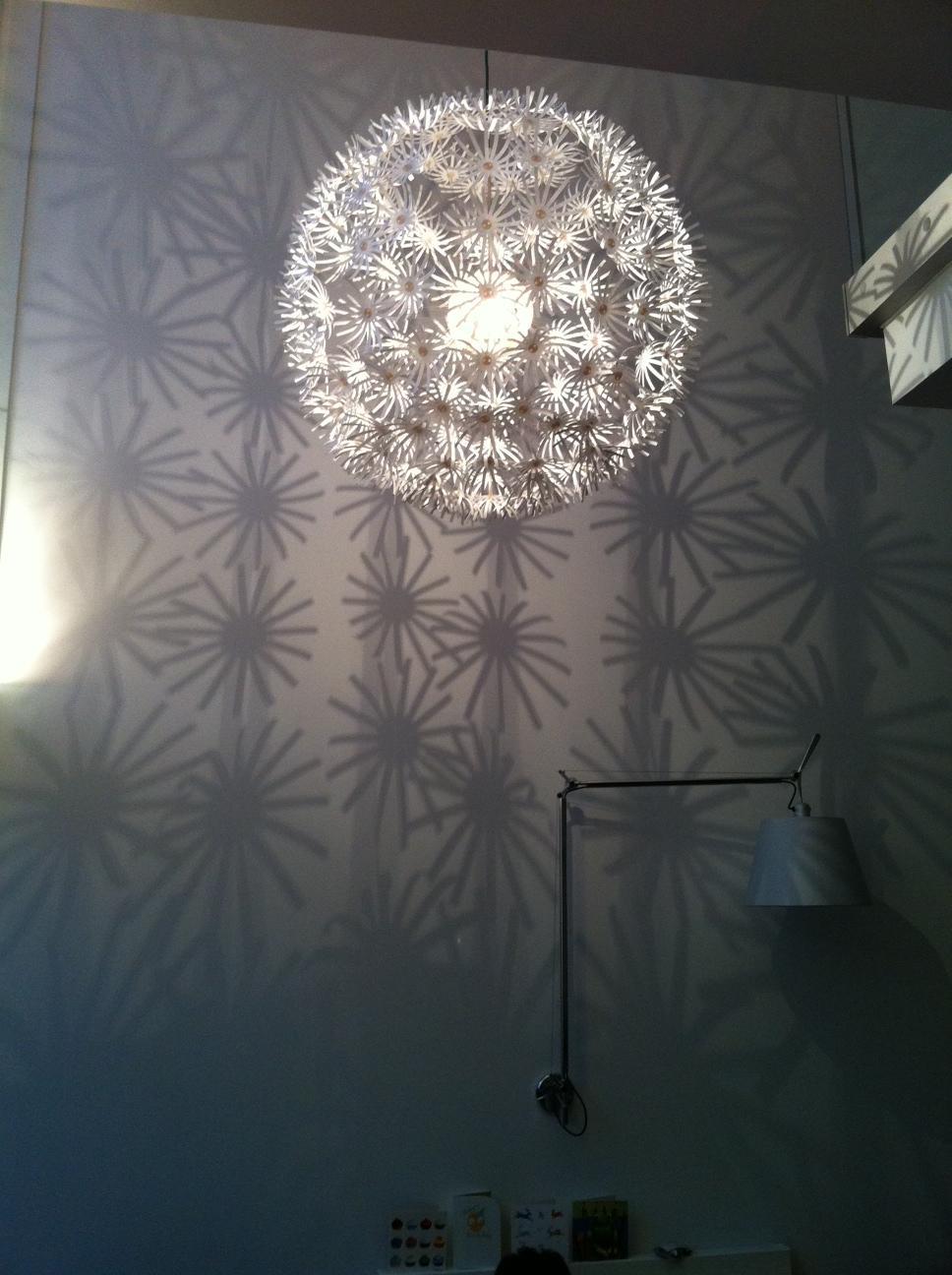IKEA MASKROS Pendant Light