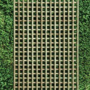 1830mm x 1200mm Square Lattice