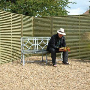 Venetian Fence Panel 900mm x 1800mm