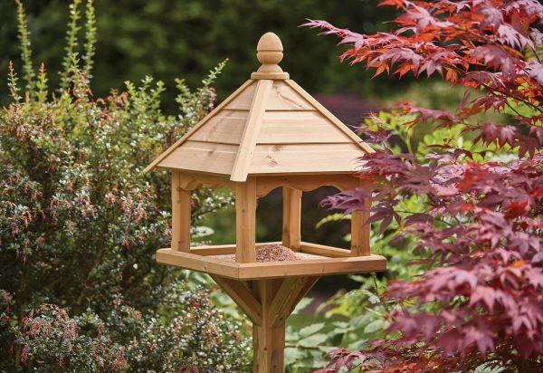 Ellesmere Square Bird Table