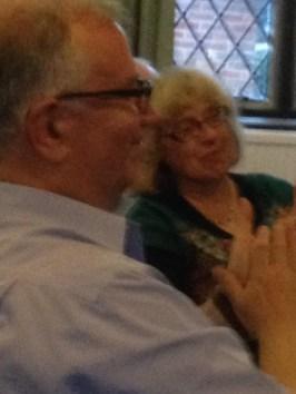 Mark Billen and Mary Nettle