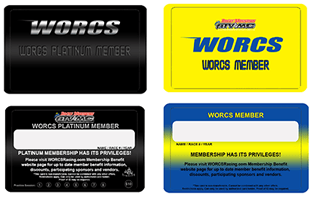 Membership Cards Basic Platinum
