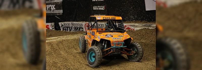 JACOB PETER SXS, ATV, MX Round 1, 2018 – Orleans Arena Amateur Race Report