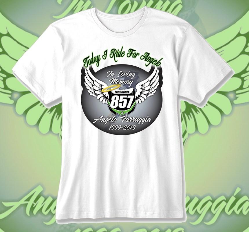 2018 Round 9 Angelo Farruggia Memorial T-Shirt