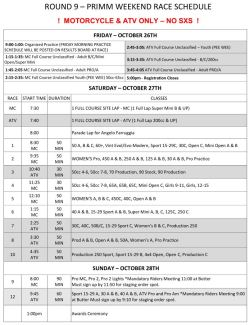 2018 Weekend Schedule Round 9 Primm MC and ATV w Parade Lap.pdf