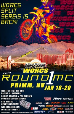 2019 ROUND 1 MC ONLY PRIMM, NV FLYER
