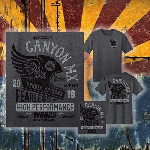 Round 4 T-shirt