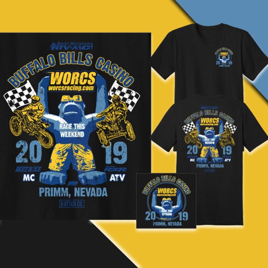 2019 Round 11 MC Round 8 ATV T-shirt