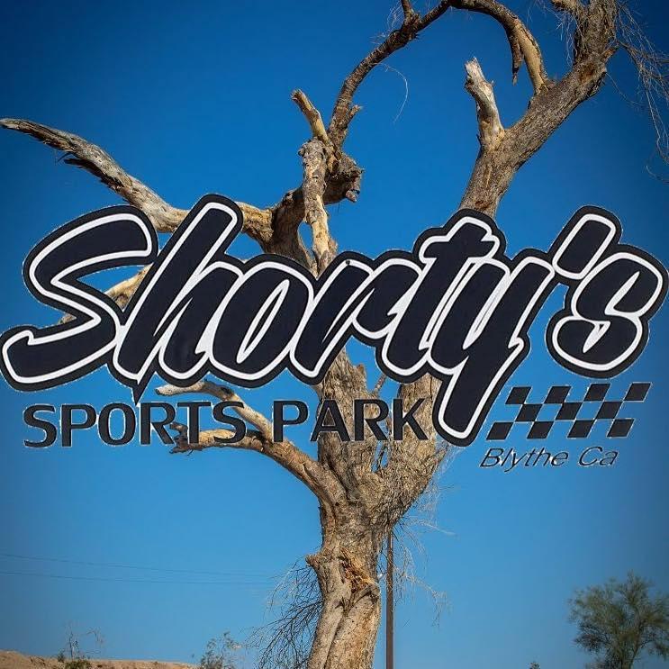 Shorty's Sports Park 1650 N Lovekin Blvd., Blythe, CA 92225  ELEVATION – 1,080 FEET