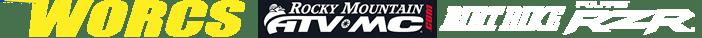 2020 Header WORCS Yellow Letters RMATVMC Dirt Bike Polaris