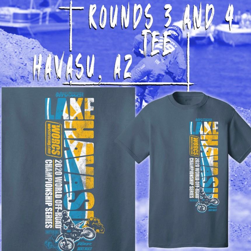 2020 Rounds 3-4 MC ATV SXS T-Shirt