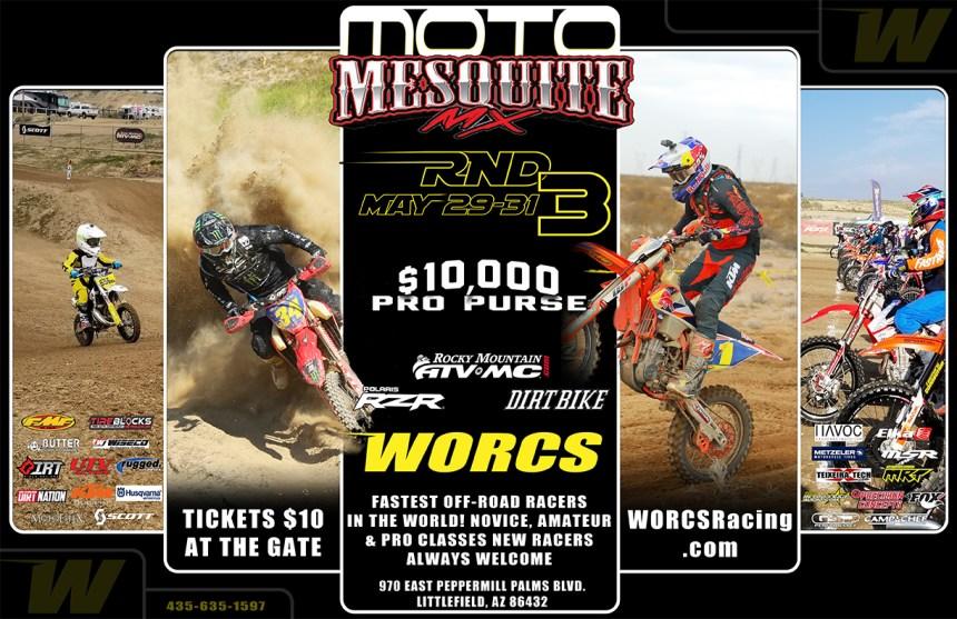 2020 Round 3 MC Mesquite