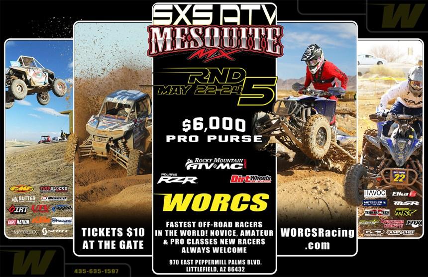 2020 Round 5 ATV SXS Mesquite