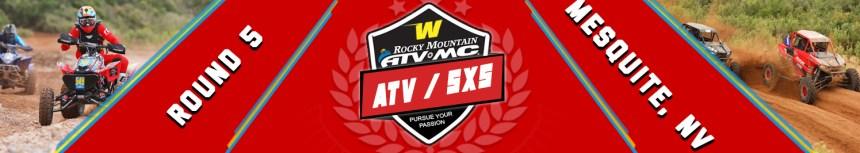 ATV SXS - ROUND 5 - MESQUITE NV