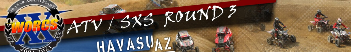 ATV SXS ROUND 3 HAVASU AZ