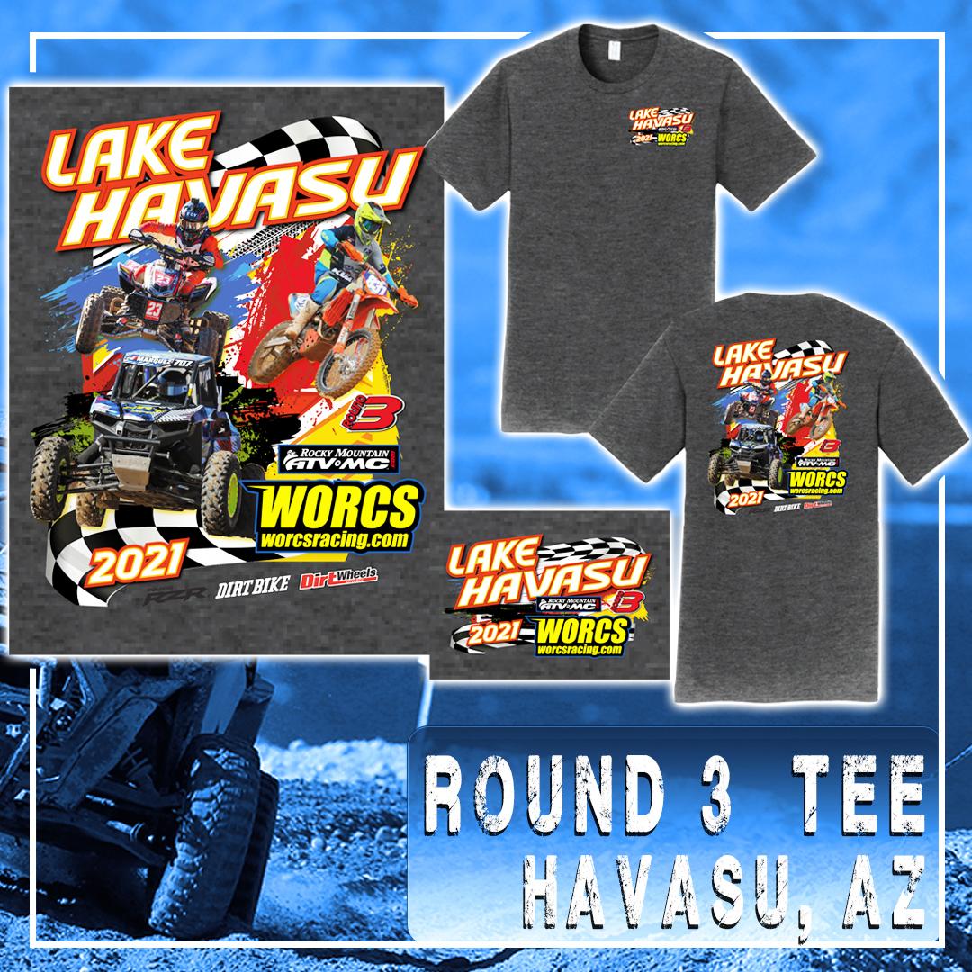 2021 Round 3 MC ATV SXS T-Shirt