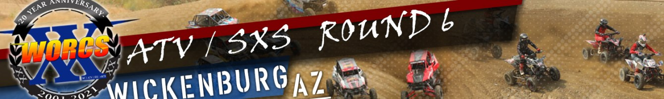 ATV SXS ROUND 6 WICKENBURG AZ
