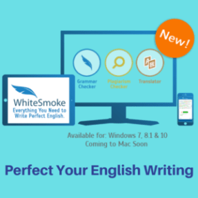 WhiteSmoke writing App Best Writing Software
