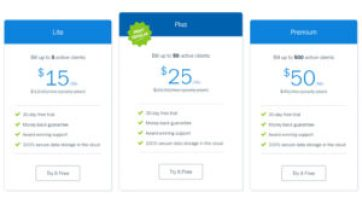 Freshbooks reviews and freshbooks pricing for small business accountant