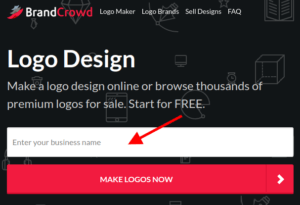 brandcrowd free logo services for best logos