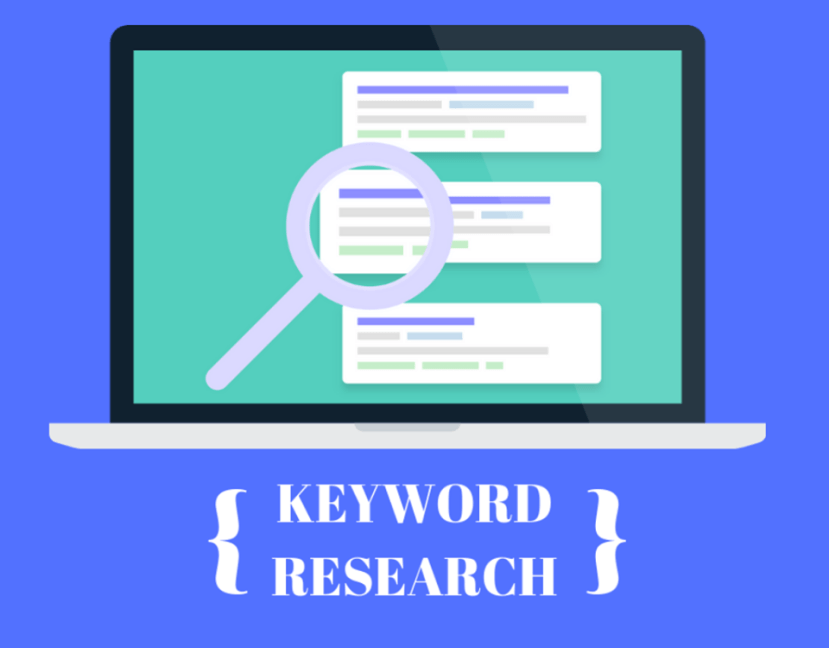 SEO keyword research featured