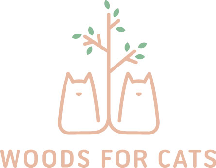 Word WIzardry: Woods For Cats Logo