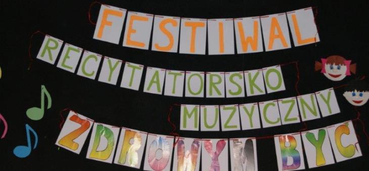 """3. Wojewódzki Festiwal """"Zdrowym Być"""""""