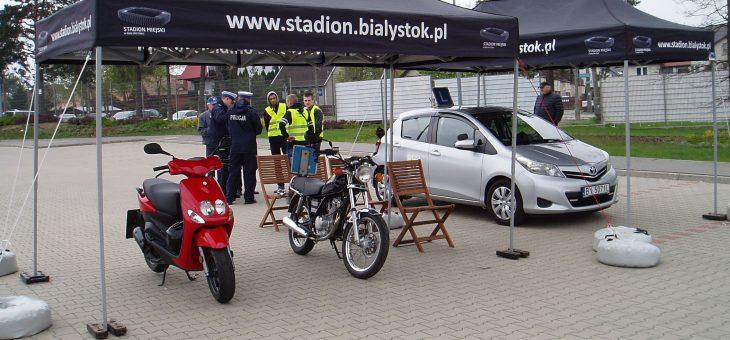 Eliminacje Wojewódzkie Turnieju Motoryzacyjnego