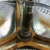 Rulmenti si ax tambur