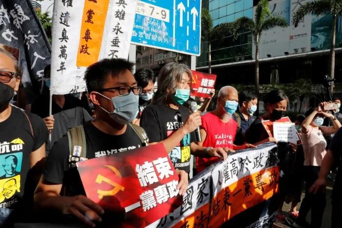 Hong Kong Protests 2020