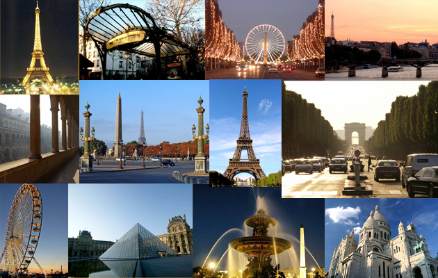 Francia Lugares Turisticos