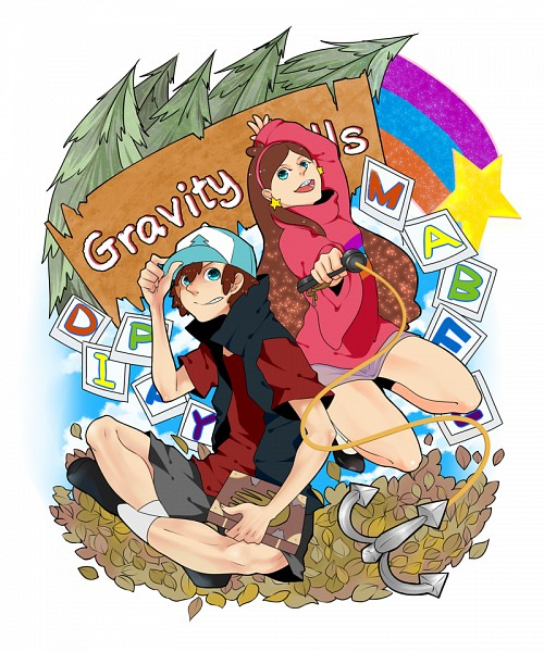 Gravity Falls Trust No One Wallpaper Gravity Falls Modo Anime Gravity Falls Club 9