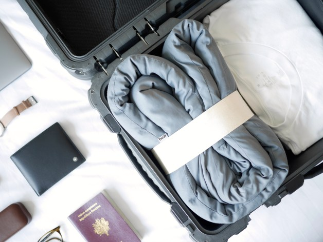 best travel products, Infinity Pillow