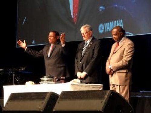 BWA Congress communion
