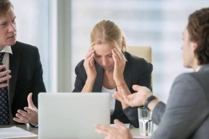 dumbness caused by meetings