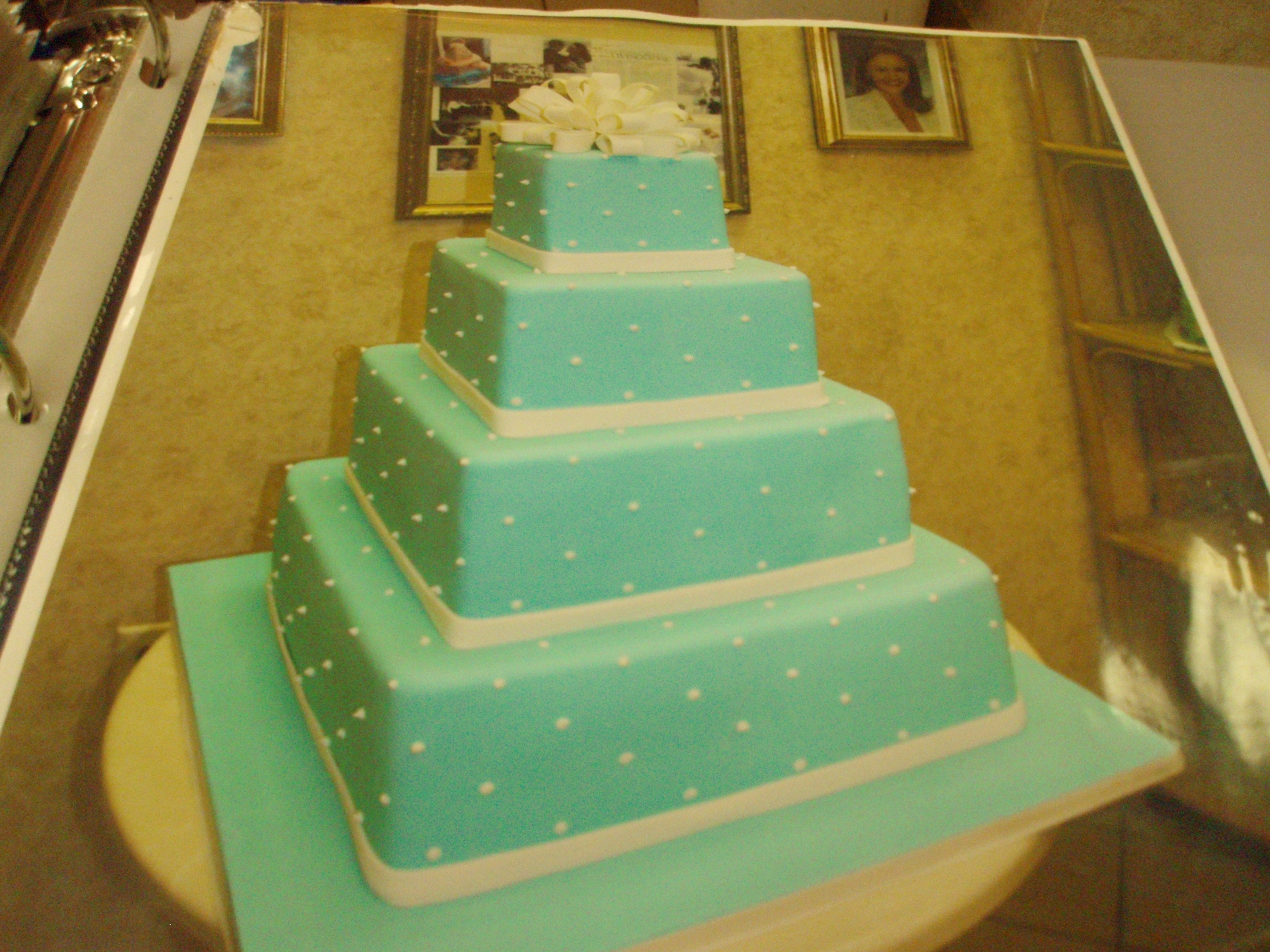 From Carlo's Binder O'Wedding Cakes