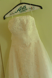 Shasta's dress