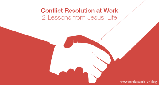 Conflict Resolution at work