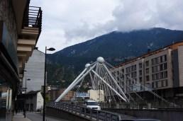 Andorra Highway 1 Bridge