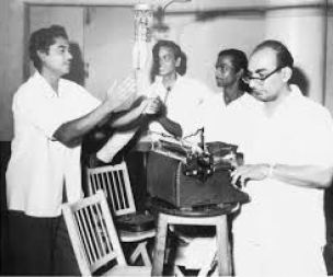 Cawas Lord and Kishore Kumar