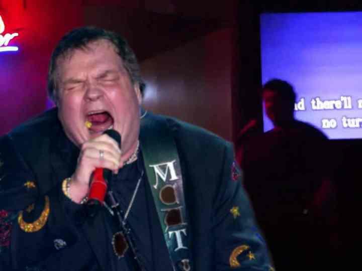 Guy Singing Meatloaf At Karaoke Might Actually Be Meatloaf