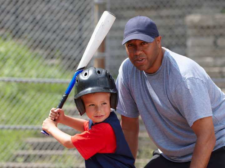 """Local Dads Say """"No"""" To Father's Day Gifts, Insist Winning Tee-ball Team Only Option"""