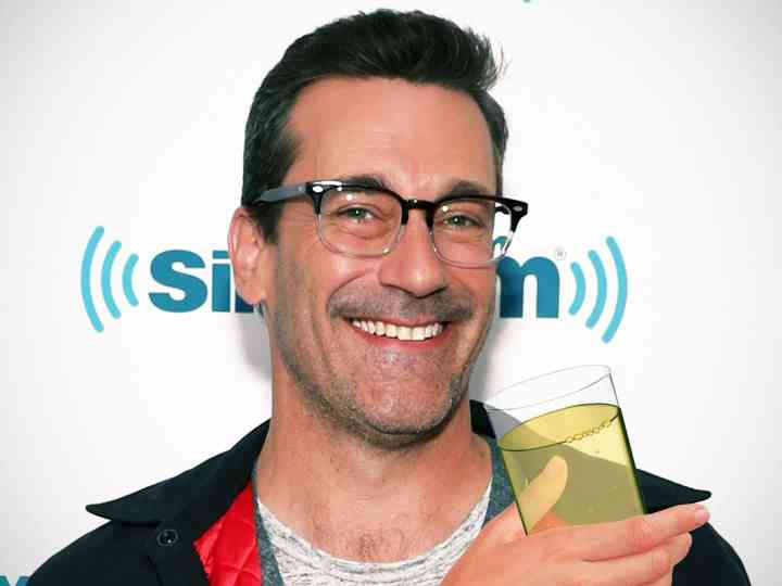 6 Times We Saw Jon Hamm Slurp His Own Fucking Piss