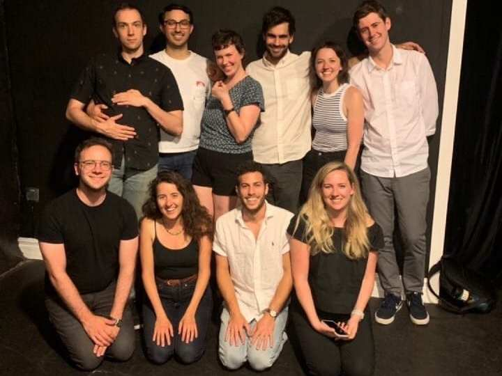 Chicago Comedy Review – GLAC at CIC Theater
