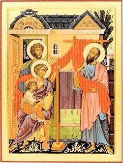 Sts. Paul, Priscilla and Aquila