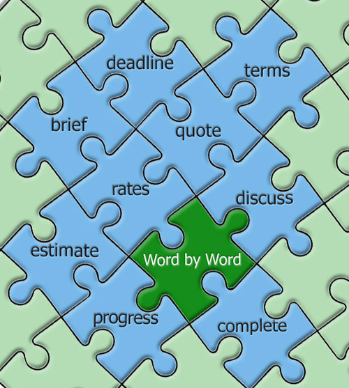 Word by Word process