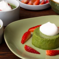 Green Kale Custard