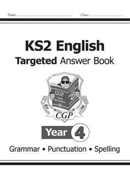Buy KS2 English Answers for Targeted Question Books