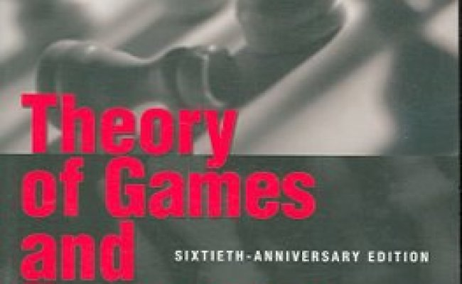 Buy Theory Of Games And Economic Behavior By John Von