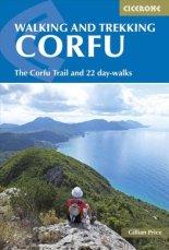 Walking and Trekking on Corfu by Gillian Price